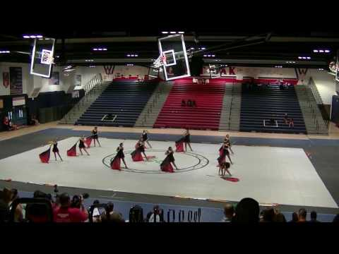 INDIO HIGH SCHOOL WINTERGUARD 3/18/17 @ Great Oaks HS