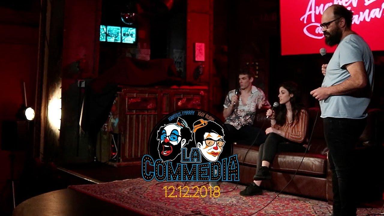 LA COMMEDIA de Ignatius e Iggy (No. 9 - 12.12.2018)