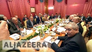 Syria war: Lausanne meeting fails to break deadlock