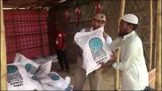2019 Ramazan Yardımları - Bangladeş Arakan Kampları