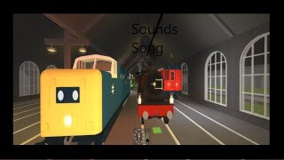 The Sounds Song Thomas Roblox MV