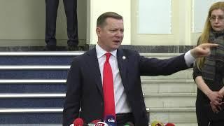 Ляшко: Першим своїм указом Зеленський повинен скасувати рішення уряду про підвищення ціни на газ