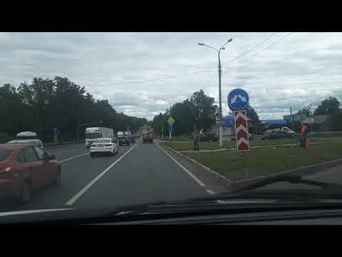 Чебоксары - Казань - Набережной Челны