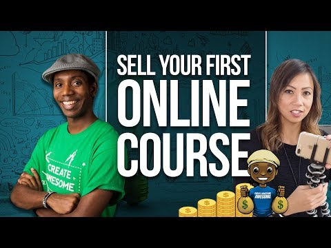 How to Sell Online Courses: Selling Your First Online Course