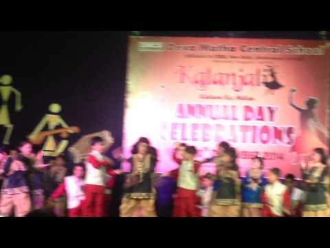 Khushal Sharma Dance At Annual Function At Deva Matha School,Bangalore
