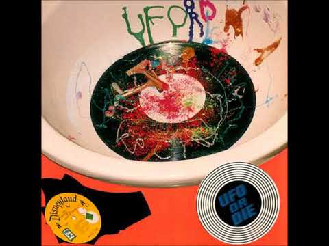UFO (ULTRA FREAK OUT) Or Die - Cassettetape Superstar (Boredoms sideproject) (with download)