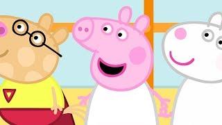 Peppa Pig em Português | Compilação de episódios | 45 Minutos - 4K! | Desenhos Animados #PPBP2018
