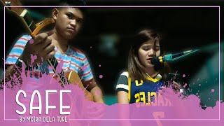 SAFE by Moira Dela Torre (Ella and Shijay Cover)