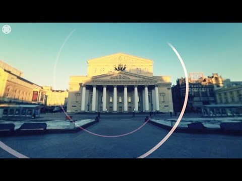360 4K video: Unique Bolshoi Theatre VR tour
