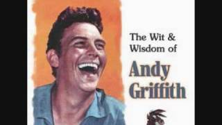 The Wit And Wisdom Of Andy Griffith - The Discovery Of America