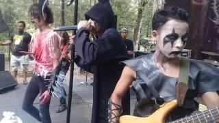 Nyatus 666 - Margi Gesang Dughi Sedho Live in MBERAN LAUTAN HITAM (Comal baru pemalang)