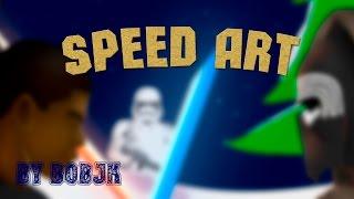 Speed Art - Star Wars VII