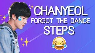 [박찬열] Park Chanyeol - Forgot the dance steps =))))
