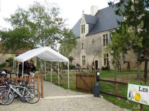 Le jardin imaginaire manoir de couesme youtube for Le jardin imaginaire