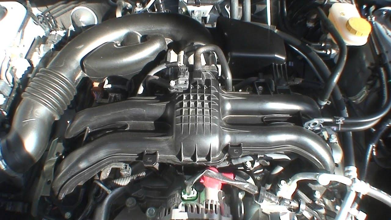 Subaru Xv - Fb 2 0 Engine At Idle  Cold Start