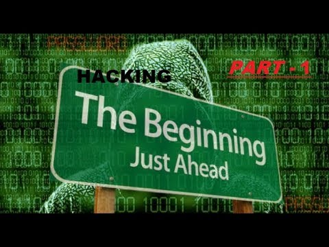 Hacking for beginners in telugu(Part - 1)