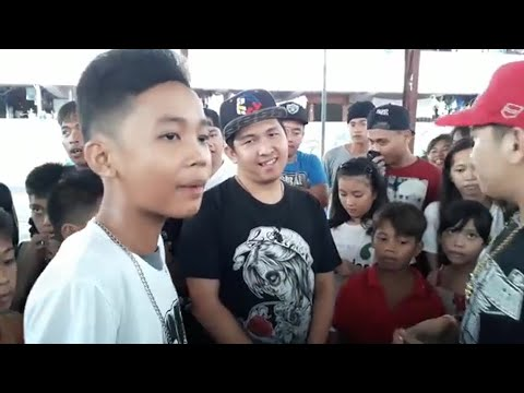 Lagu Video Laglagan Rap Battle League - Rusty J Vs Jay Crise   Tenement Taguig   Terbaru