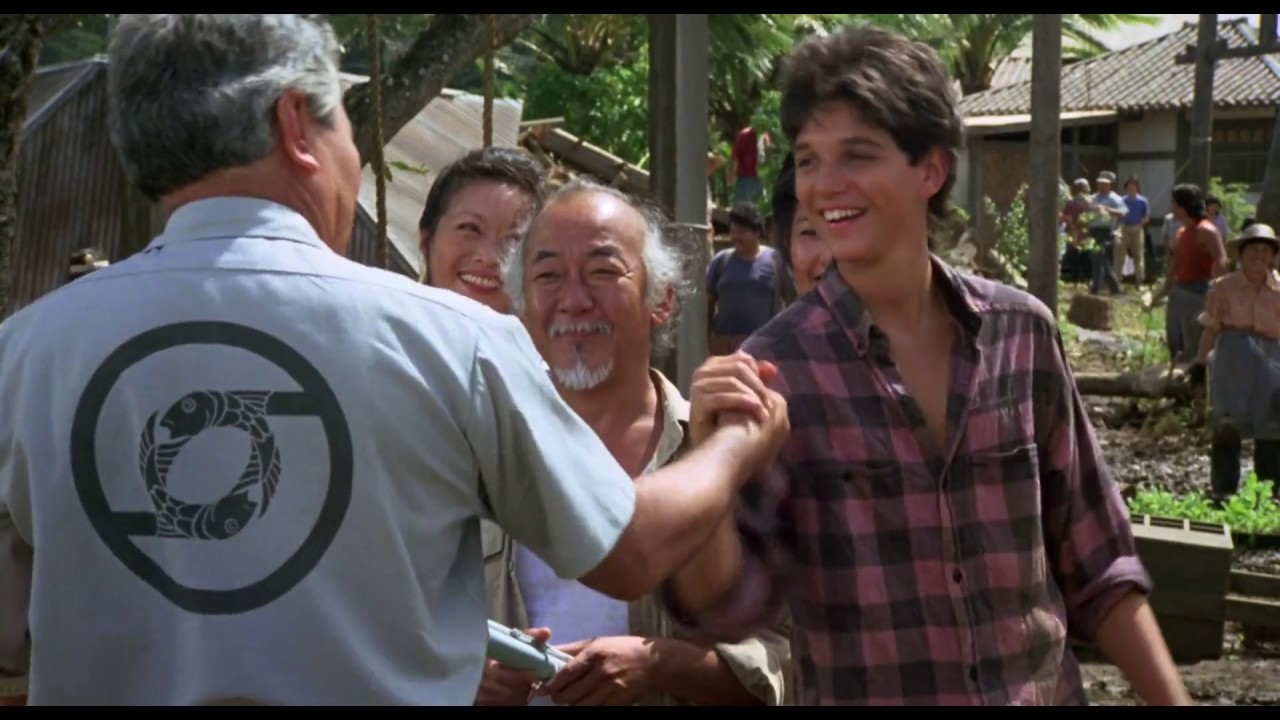 Download The Karate Kid | PART II | Sato Comes to Help Rebuild the Village