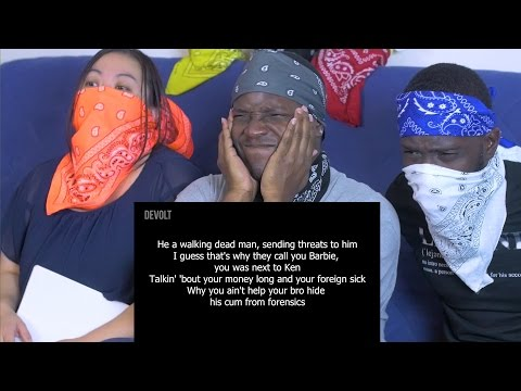 Remy Ma - ShEther (Nicki Minaj Diss) Reaction