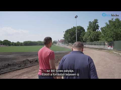 Szintet lép a tiszafüredi sporttelep | Alföldhír.hu