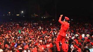 BREAKING NEWS! Bobi Wine Ayingidde Ekibuga Mukiro, Labayo FIRE.