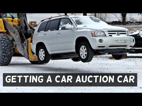 Won a crazy good Toyota Highlander at Copart Auto Auction