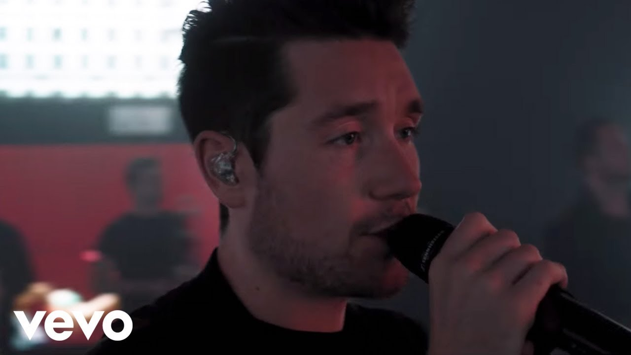 Dan Smith of Bastille: 'I sound like a nervous wreck who