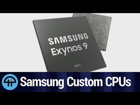 Samsung Discontinuing Custom CPU Division
