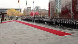Proud Moment For Pakistan, National Anthem Of Pakistan Being Played By German Military Band