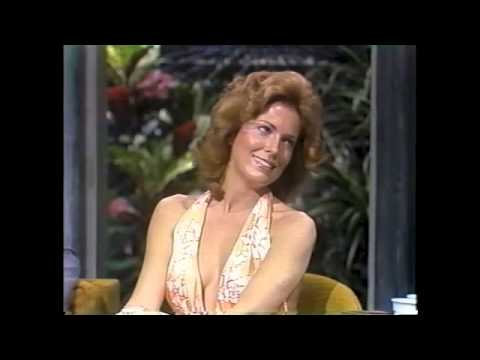 Joanna Cassidy on The Tonight Show with Johnny Carson - 3rd appearance