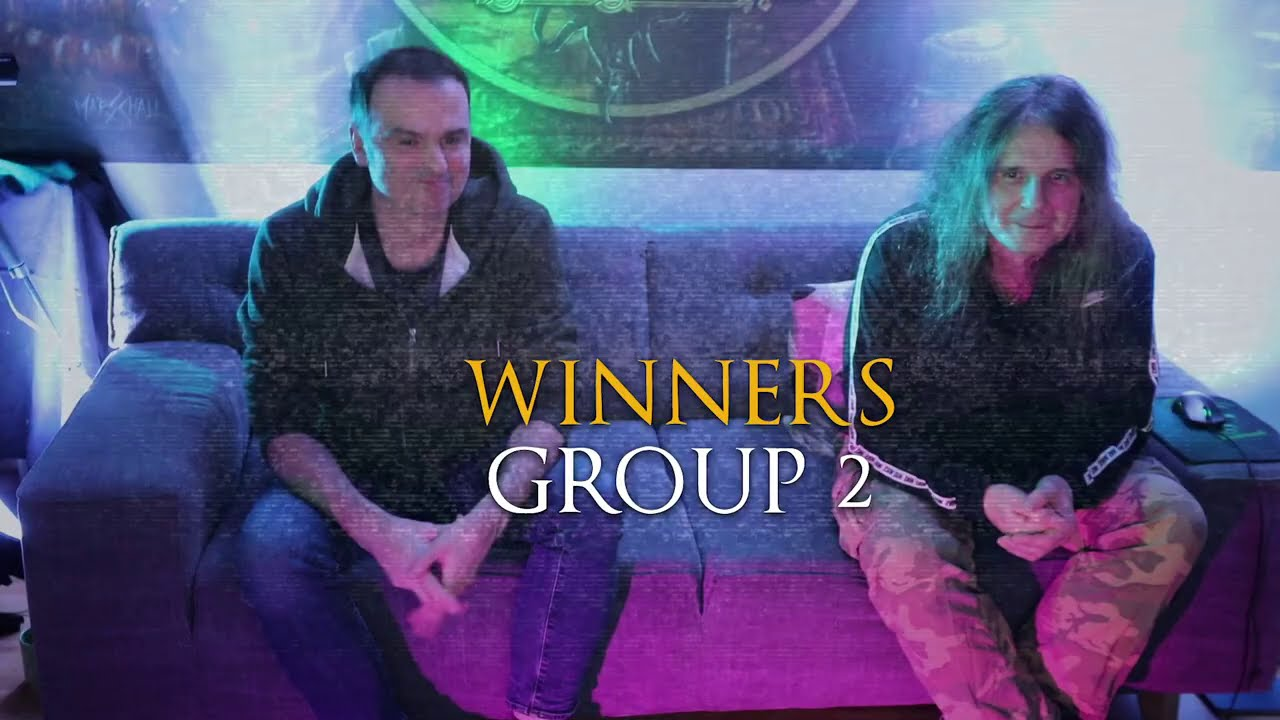BLIND GUARDIAN | Imaginations Song Contest | Winners Group 2