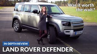 2021 Land Rover Defender in-depth review - was it worth the wait?
