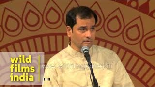 Raag Bhinna Shadaj by Pandit Uday Bhawalkar - Part 1