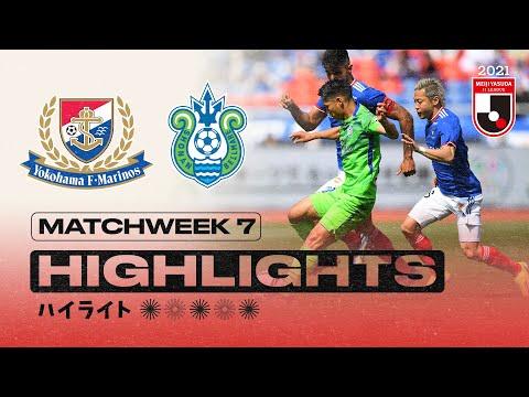 Yokohama M. Shonan Goals And Highlights