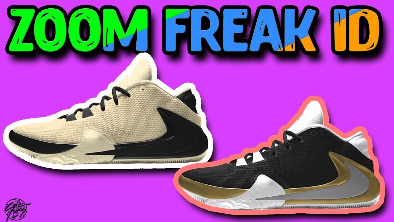 Nike Zoom FREAK 1 on NIKE ID