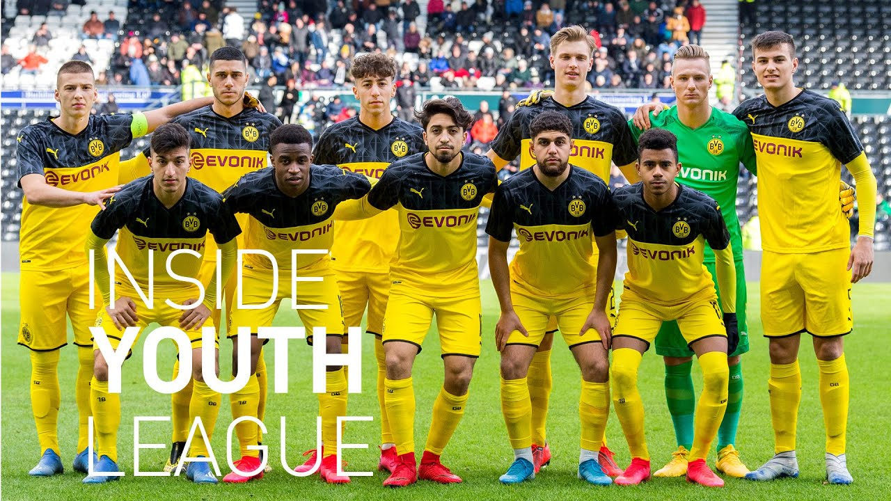 Inside Youth League | Playoffs in Derby