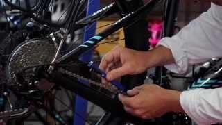 How To Check Chain Wear - Park Tool CC-2 - Beats Go No Go - BikemanforU
