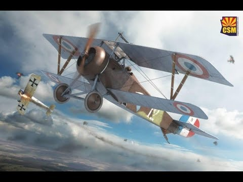 CopperStateModel's 1/32 Nieuport 17 - Part 1