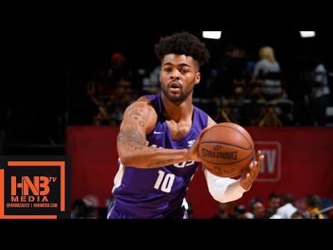 Sacramento Kings vs Memphis Grizzlies Full Game Highlights / July 10 / 2018 NBA Summer League