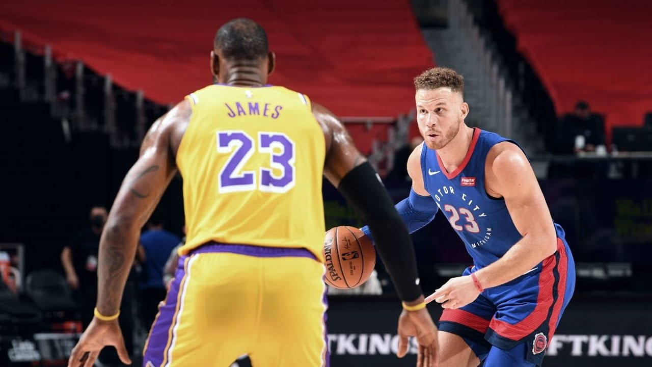 Pistons Give Lakers 2nd Straight Road Loss! 2020-21 NBA Season