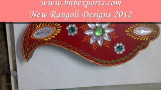 RANGOLI BNB VIDEO 2012.wmv ( B & B EXPORTS )
