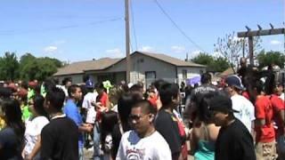 2010 Lao new year at Saginaw, Texas