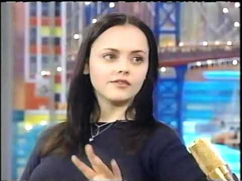 Christina Ricci  Rosie O'Donnell 11171999