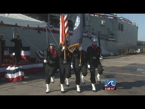 USS Carr decommissioned after 3 decades of service