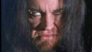 Undertaker - Ministry of Darkness Entrance Theme
