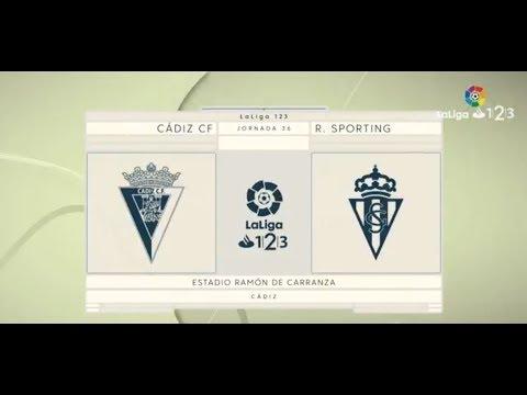 Partido de la Jornada: Cádiz CF vs Sporting de Gijón