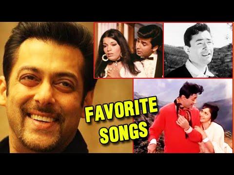 Salman Khan's Evergreen Favourite Song List - Watch Now