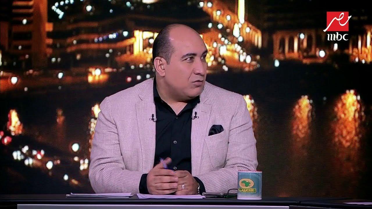 محمد بركات يروى موقف نادر مع جوزيه : فوزنا بسداسية وكان غاضباً