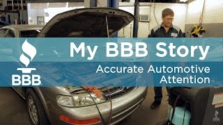 My BBB Story: Accurate Automotive Attention