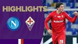Napoli v Fiorentina 0-2   MATCH HIGHLIGHTS